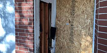 image: Mystiske brevbomber skaper panikk i Texas
