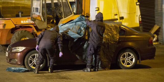 image: - Eksspion ble forgiftet av pulver i bilens ventilasjonssystem