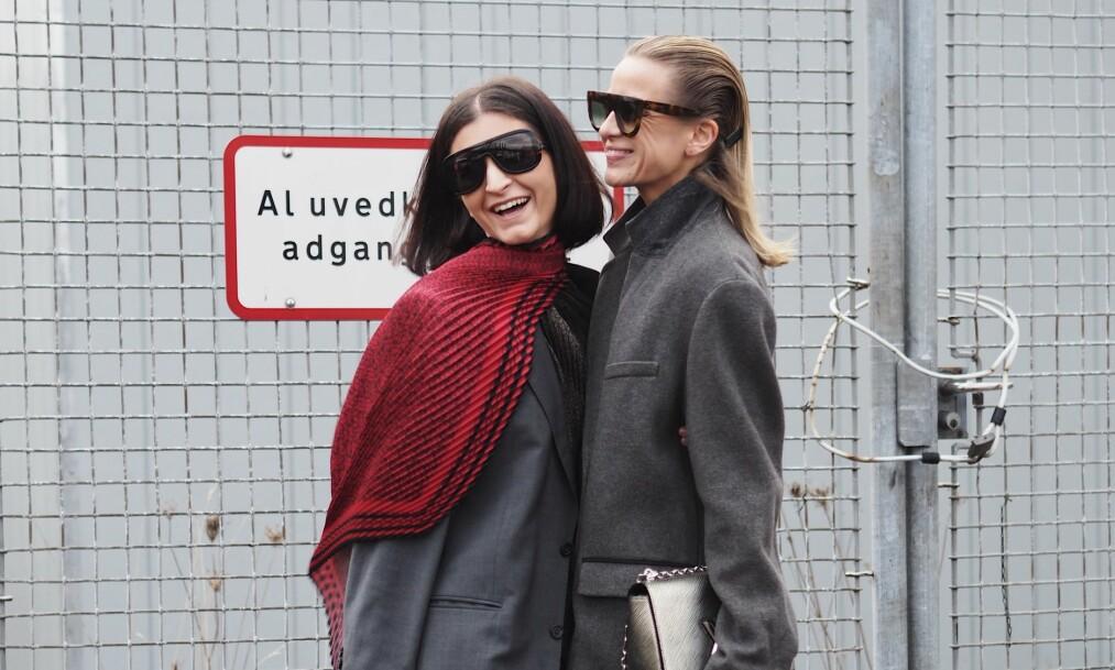SOLBRILLER: Solbriller er et must i sola - her finner du årets hotteste modeller. FOTO: Malin Gaden