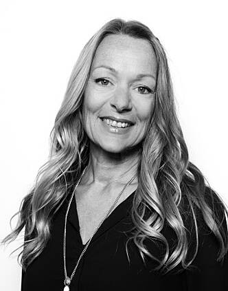 EKSPERTEN: Leder for Defines frisørteam, Lise Holm-Glad. FOTO: Privat.