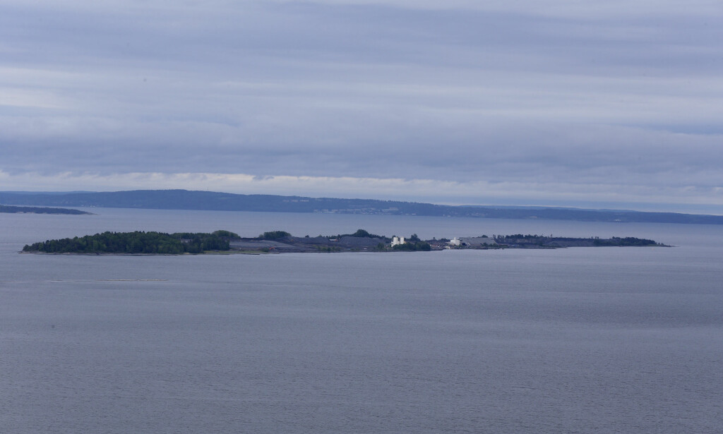AVFALLSDEPONI: På Langøya i Holmestrandfjorden holder Norsk Avfallshandtering (NOAH AS) til. Foto: Vidar Ruud / NTB scanpix