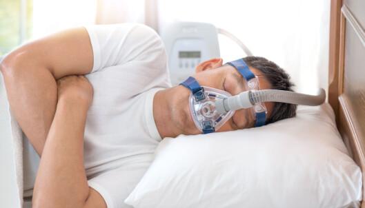 Behandling for søvnapné