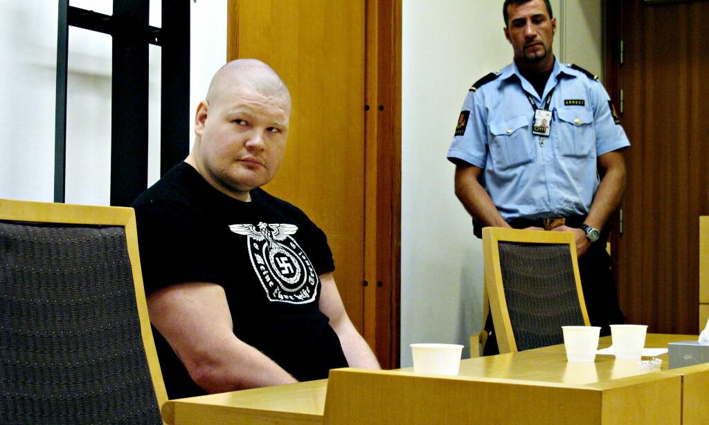 DØMT IGJEN: Her er den Vjatsjeslav Datsik fotografert i Oslo tingrett under et fengslingsmøte i 2010. Nå er han igjen dømt til fengsel i Russland. Foto: Harald S. Klungtveit / Dagbladet
