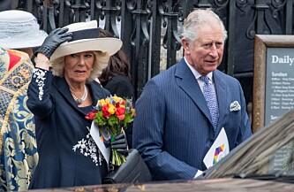 Avslører hertuginne Camillas svindyre vaner