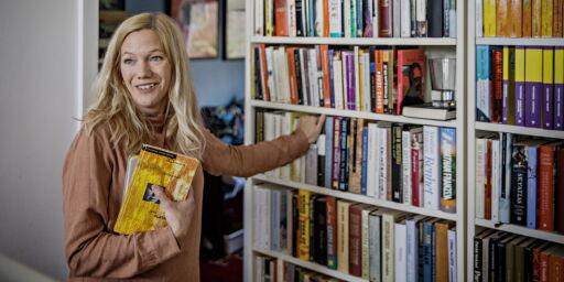 image: Minst 150 norske bøker kommer ut på tysk neste år. - Det er ganske spesielt
