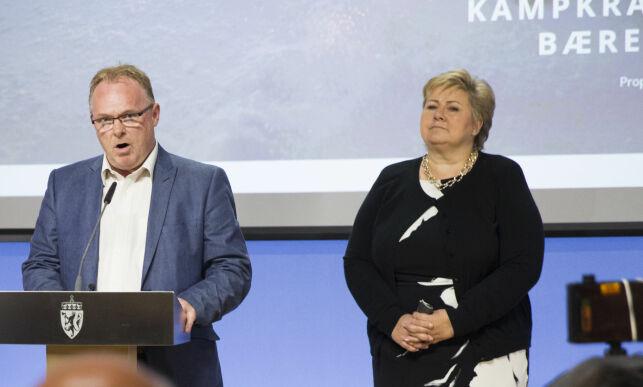 image: Derfor er det rettslig helt greit at straffedømte Per Sandberg blir justisminister