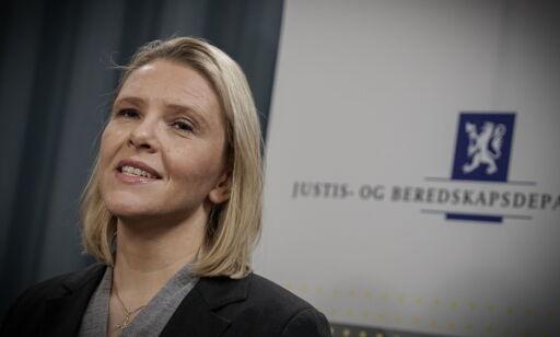 20180320: Sylvi Listhaug gikk av som jusrisminister    Foto: Øistein Norum Monsen/Dagbladet.