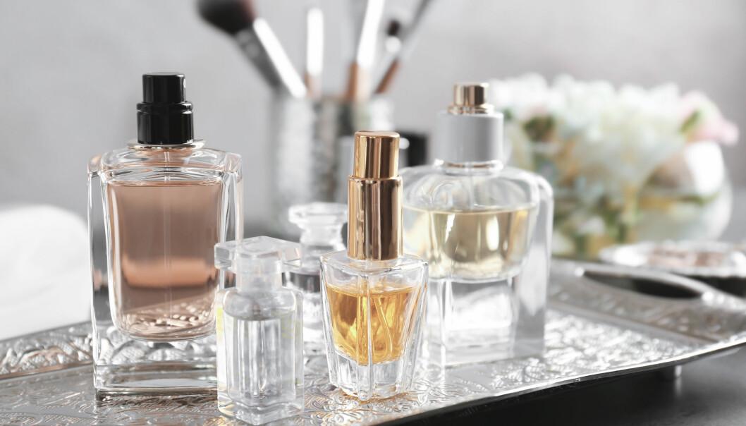 PARFYME: Har du ikke funnet din parfyme ennå? Her får du tipsene til hvordan du finner din favoritt. FOTO: NTB Scanpix