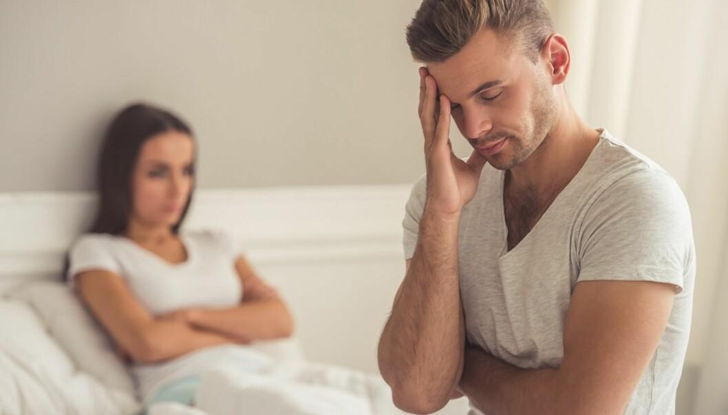 SKADER FORHOLDET: Hvis du stadig vekk prøver å gjøre partneren sjalu kan du risikere at han mister tillit til deg. FOTO: NTB Scanpix