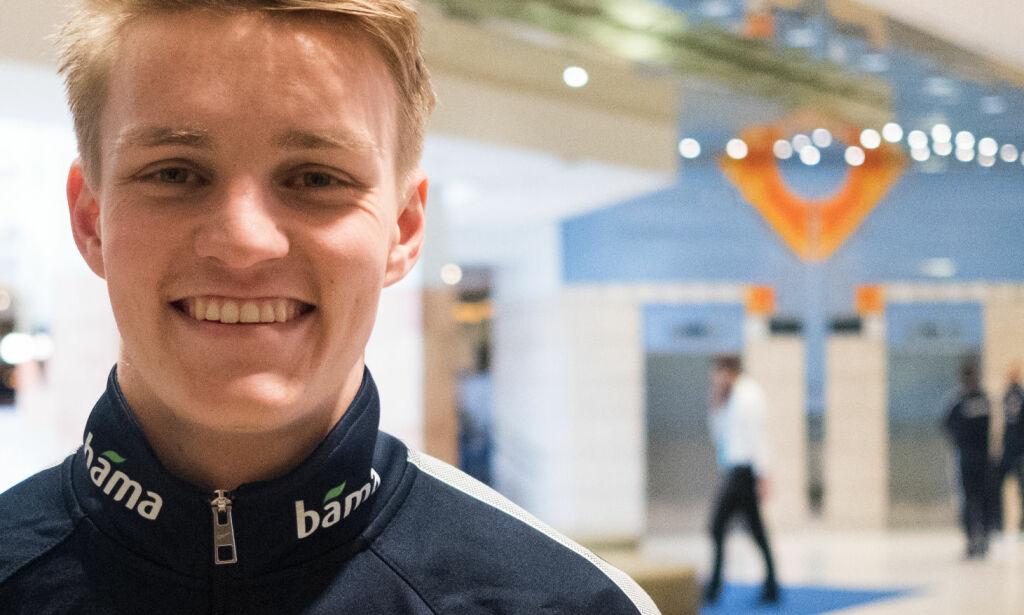 image: Ny Ødegaard-frekkis vekker oppsikt
