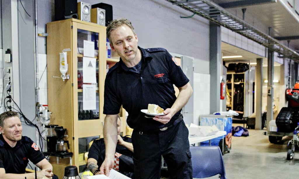 image: Frode (49) tilbake på jobb etter å ha varslet mot sjefen