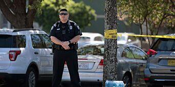 image: Ny eksplosjon i Texas. Den sjette den siste måneden