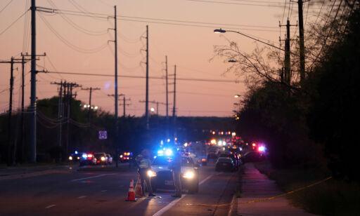 image: Mistenkt seriebomber i Texas død. Detonerte bombe under politiaksjon