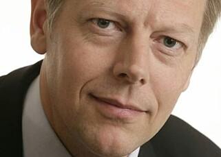 - IKKE OPPSIKTSVEKKENDE: Olav Nyhus er direktør for avdelingen for juridisk-, rettigheter- og personaldivisjonen i NRK. FOTO: NRK