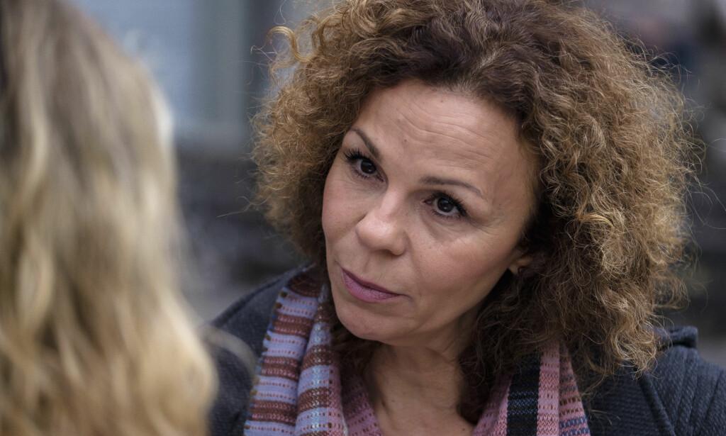 KLAGET INN: Kari Jaquesson har klaget inn Natt&Dag til Pressens Faglige Utvalg, etter at de skrev at hun mente jødene står bak IS. FOTO: NTB Scanpix