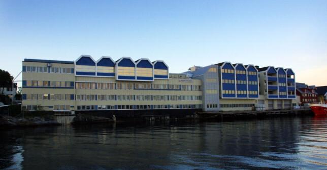 ARKIVERER: Brønnøysundsregisteret i byen med samme navn. Foto: Gorm Kallestad / SCANPIX