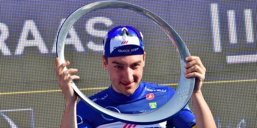 image: Seiersmaskineriet Quick Step slo til igjen: Viviani kjørte inn årets 17. seier