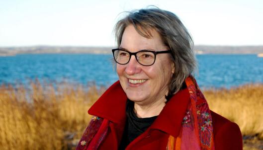 VILLE MYTENE TIL LIVS: Lotte Hvas er lege og forsker, og mener overgangsalderen har fått et rykte den ikke fortjener. FOTO: Sussie Jensen.