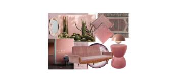 Frisk opp hjemmet med rosa interiør!