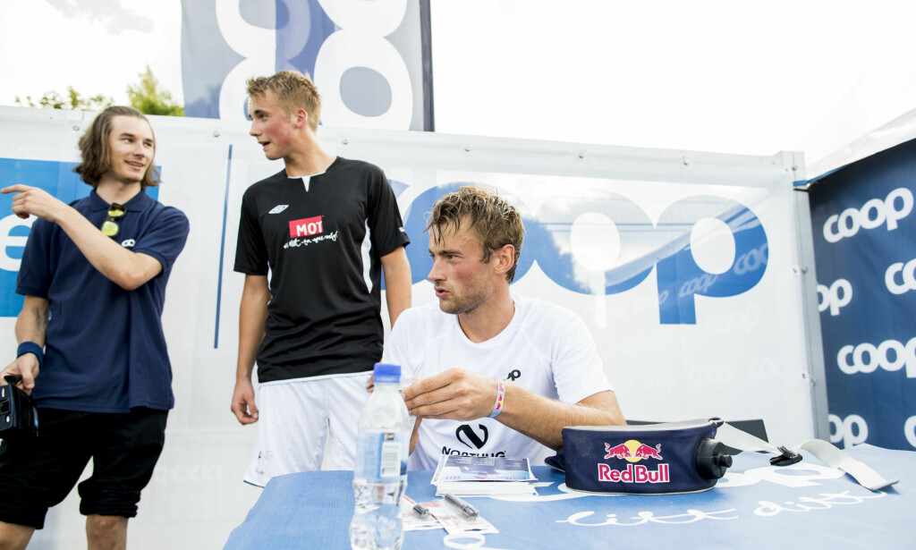 SPONSOR: Fra før sponser de Petter Northug, nå skal Coop sponse landslaget. Foto: Grøtt, Vegard Wivestad/NTB scanpix