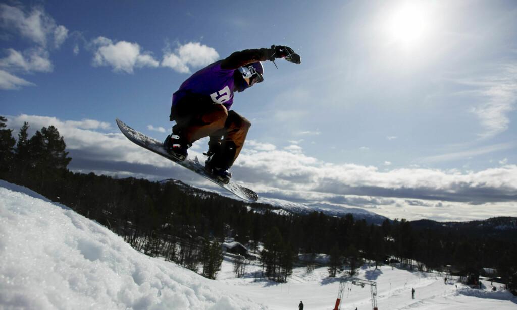 PÅSKEFERIE: «Halve» Norge reiser bort i påsken. Kos og familie er i sentrum, men denne uka er også en høytid for reiseskader. Foto: Jon Eeg, NTB Scanpix