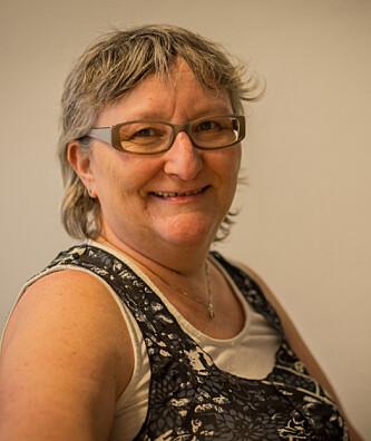 <strong>TIPSER:</strong> Hanne Olea Libakken ved Seniornett Norge. Foto: Privat.