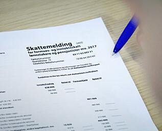 Slik forbereder du deg til å fylle ut årets skattemelding