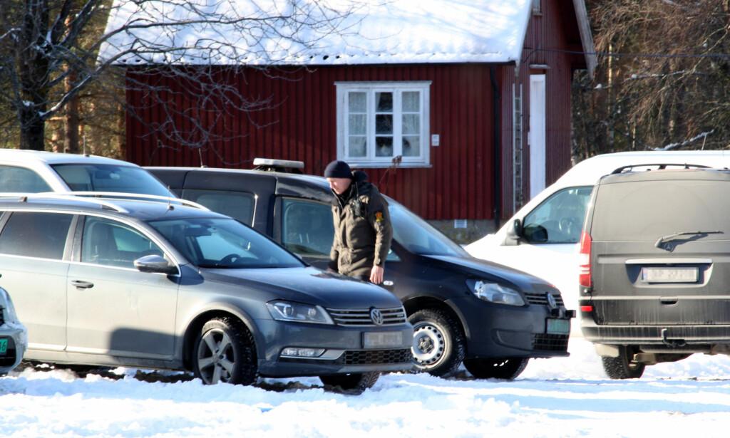 DØMT: En 38 år gammel mann er i Agder lagmannsrett dømt til 15 års fengsel for drap og likskjending av sin egen svoger i Åmli i fjor. Foto: Jens Holm / Stringerfoto / NTB scanpix