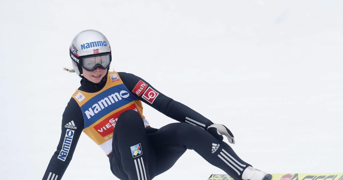 Jump Tour 2020 Maren Lundy – Russia's Jump Tour Summates Lundby's Dream of Vikersund