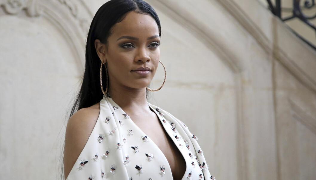 SELGER DRØMMEHUSET: Popstjernen Rihanna (30) selger sin svindyre bolig i Los Angeles. Foto: NTB Scanpix