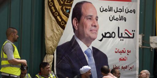 image: Fy farao for et spennende presidentvalg i Egypt