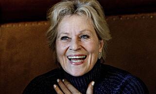PÅFALLENDE: Anne Marie Ottersen mener filmbransjen må ta seg sammen. FOTO: Nina Hansen / Dagbladet