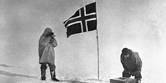 image: Filmen om Amundsen skaper debatt før den er ferdig: - De kan bortforklare så mye de vil