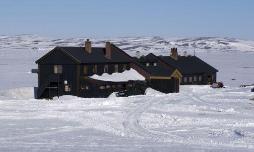 image: Utbrudd av magevirus på Hardangervidda - 30 personer hentet ut, tre isolert på egne rom