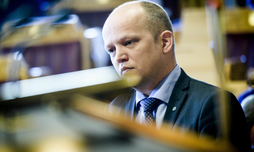 Klar for kamp: Vedum mener regjeringen allerede nå må begynne å forberede seg på å si nei til det nye EU-byrået. Foto: Lars Eivind Bones / Dagbladet