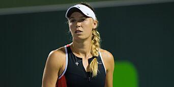 image: Tennisyndlingen hevder familien ble drapstruet på tribunen: - Forferdelig
