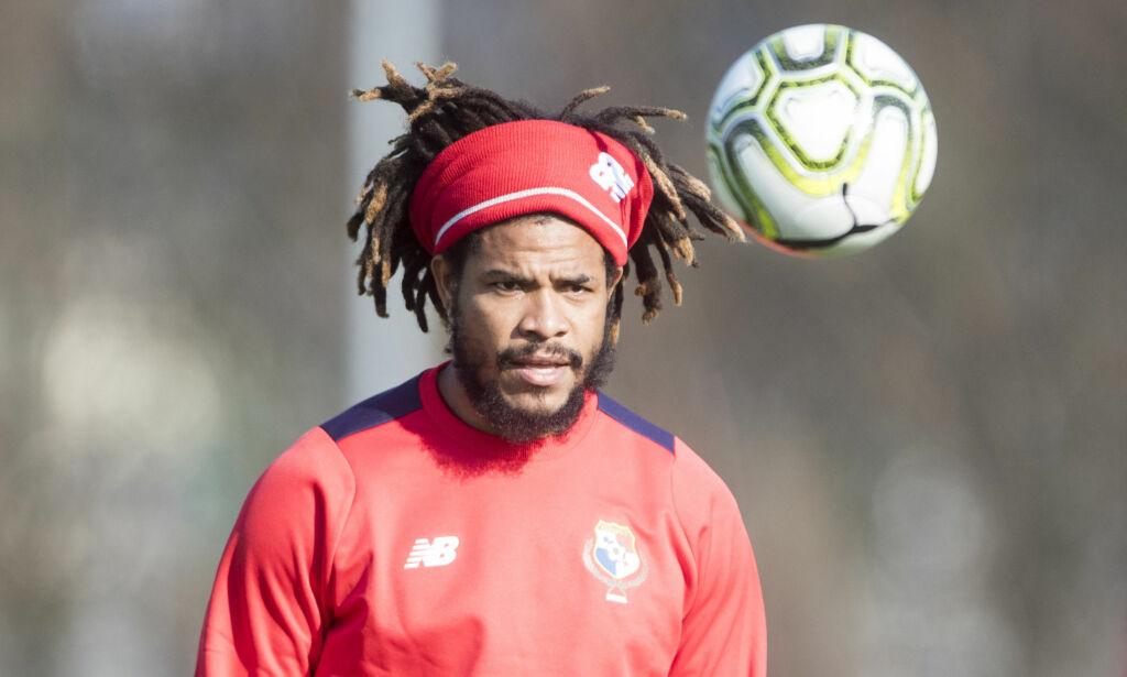 image: For første gang er Panama i VM. Dette er kapteinen som hylles som en superstjerne
