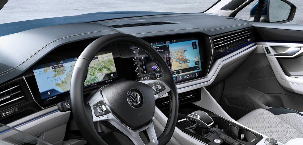 image: Dette er Volkswagens mest avanserte bil
