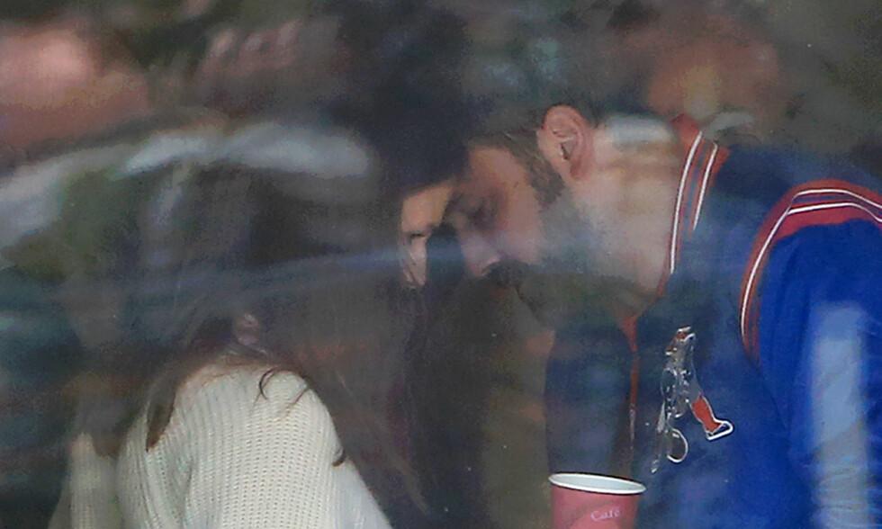 KVALITETSTID: Jennifer Garner og Ben Affleck tilbringer stadig tid med hverandre og deres felles barn. Foto: NTB Scanpix