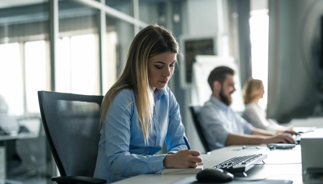 OPPSIGELSE: Om sjefen din mener du ikke gjør en god nok jobb må det kunne dokumenteres. FOTO: NTB Scanpix