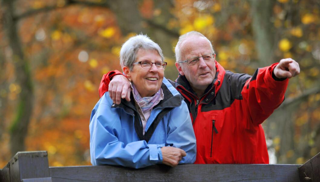 <strong>TIDLIG PENSJON:</strong> Flere og flere er lykkelige over å kunne pensjonere seg tidlig. Likevel er det noen som angrer på det. Foto: Scanpix.