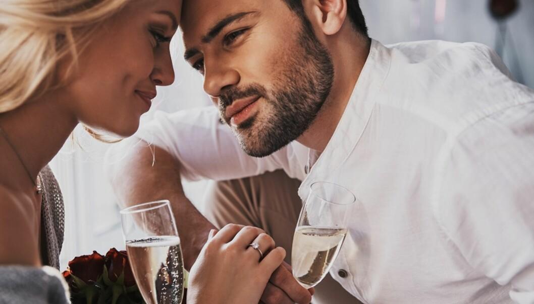 VENNINNENS EKS: Du er bare såå forelsket, MEN han er eksen til din venninne. FOTO: NTB Scanpix.