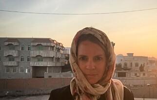 BOR I JEMEN: Australske Suze van Meegen har jobbet snart ett år i Jemen, og synes det er en skam at Norge og vesten ikke gjør mer for å stoppe det som stadig karakteriseres som verdens verste humanitære katastrofe. Foto: NRC