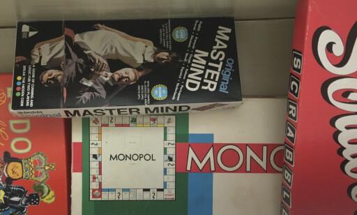 INGEN PÅSKE UTEN: Spill må til i påska, men uten jukseterning, når Master Mind, Monopol, Scrabble og Ludo skal spilles. Foto: NTB scanpix