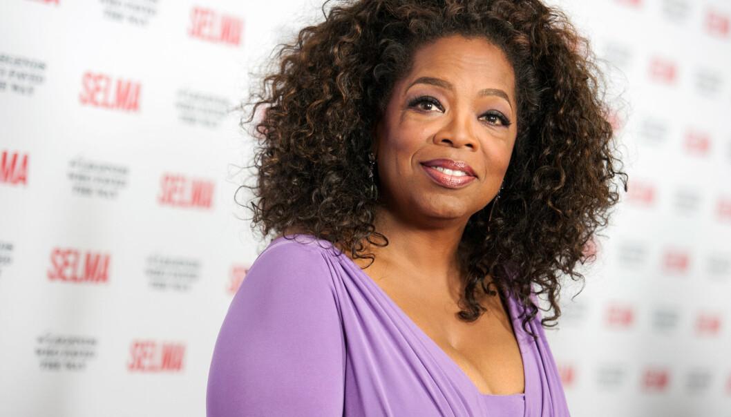 <strong>PRIORITERINGER:</strong> Ifølge talkshow-vertinnen Oprah bør vi kvinner bli flinkere til å prioritere oss selv fremfor partner og barn. FOTO: NTB Scanpix