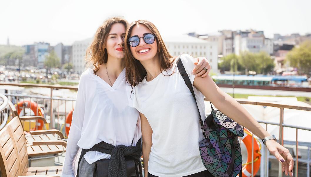 SETT AV TID: - Det er utrolig viktig å sette av tid til venner, selv om du er opptatt med kjæreste og barn. FOTO: NTB Scanpix