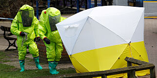 image: - Over 130 personer kunne blitt rammet av nervegiften i Salisbury