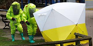 image: - 130 personer rammet av nervegift i Salisbury