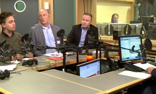image: Hvor var du da Eivind Trædal satte de norske alt-righterne på plass?