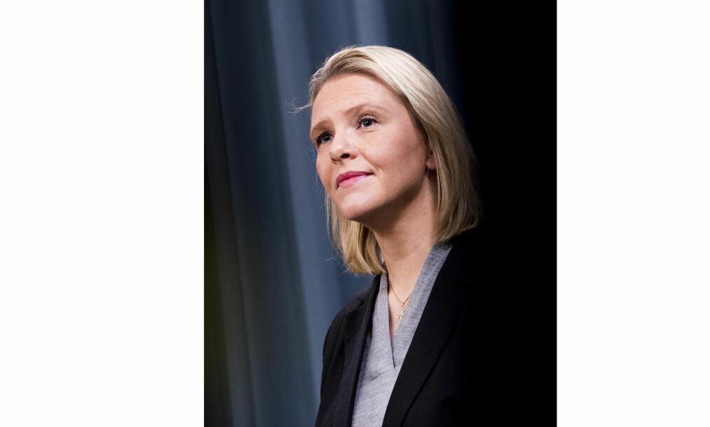 <strong>PÅSKEQUIZ:</strong> Hva tenkte Sylvi Listhaug egentlig da den omstridte Facebook-posten hennes ble publisert? Det er at av 10 spørsmål i denne aktuelle og alternative påskequizen. Foto: NTBScanpix